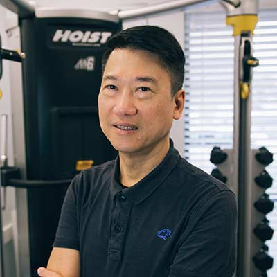 Francis Ho | Richmond Blundell Physiotherapy and Sports Injury Clinic