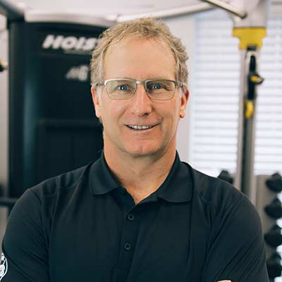 Robert Hofmann | Richmond Blundell Physiotherapy and Sports Injury Clinic